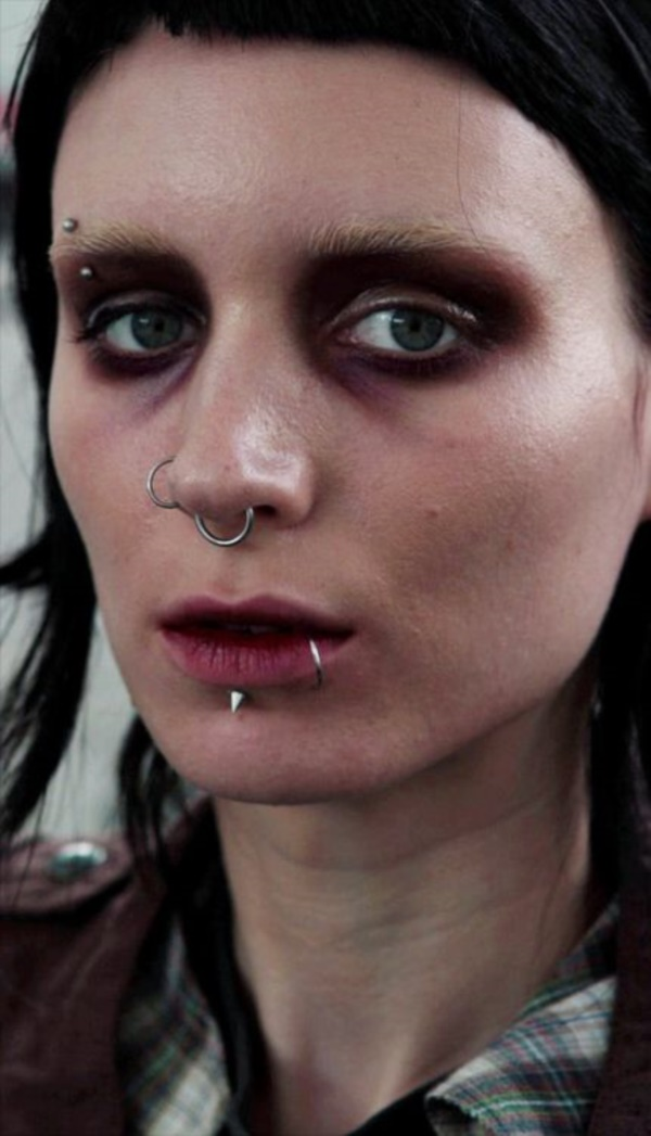Cute Facial Piercings for Girls to Stand in VOUGUE0071
