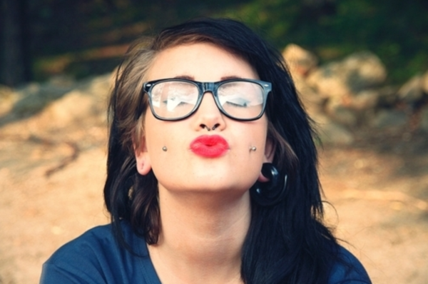 Cute Facial Piercings for Girls to Stand in VOUGUE0111