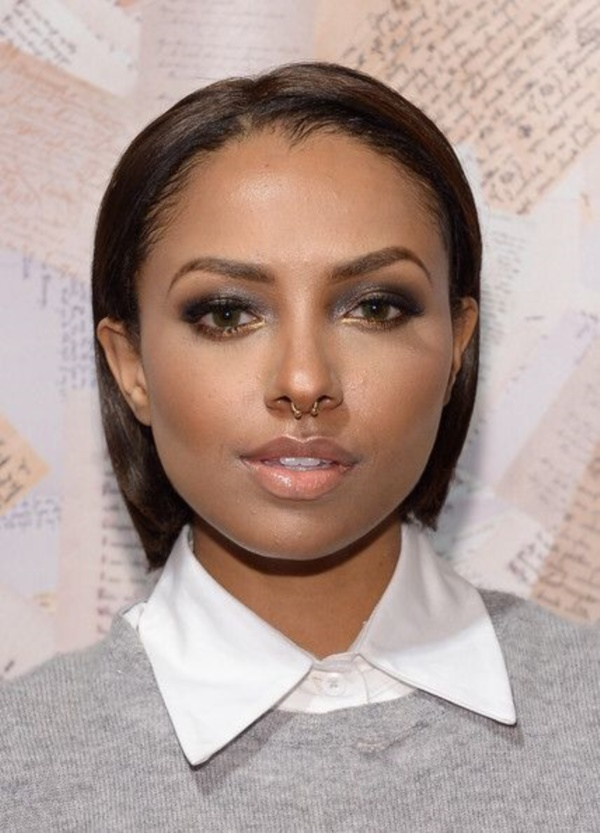 Cute Facial Piercings for Girls to Stand in VOUGUE0151