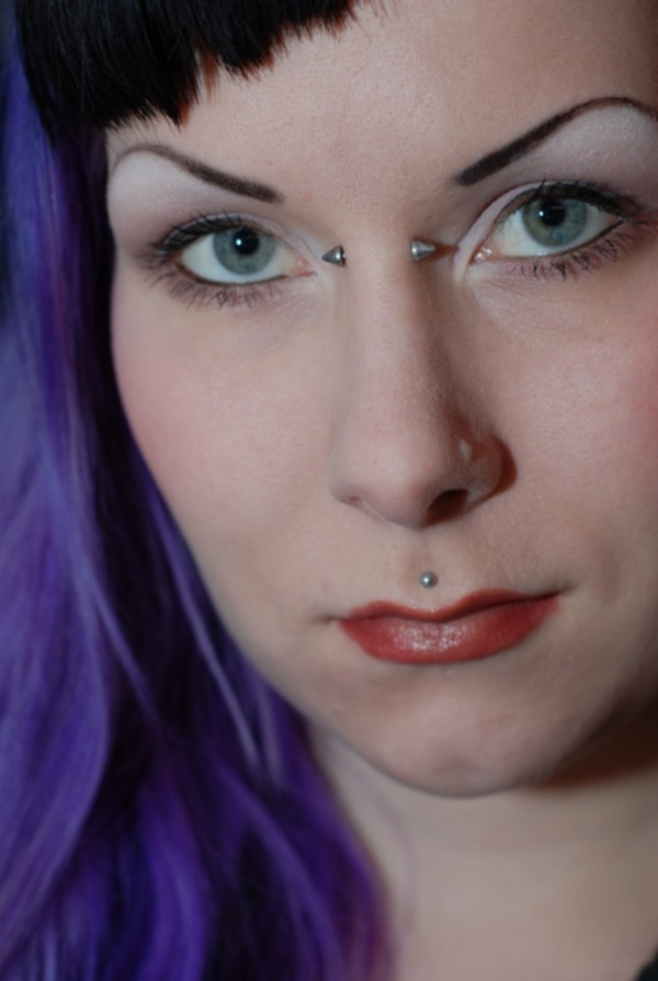 Cute Facial Piercings for Girls to Stand in VOUGUE0281