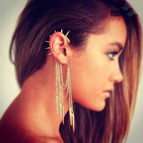 Cute Facial Piercings for Girls to Stand in VOUGUE0421