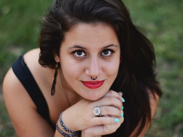 Cute Facial Piercings for Girls to Stand in VOUGUE0721