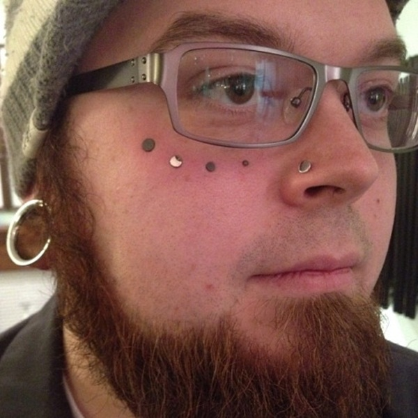 Dermal Piercing Designs24