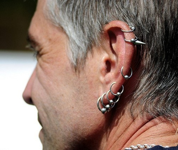 Ear Piercings Types Fo...