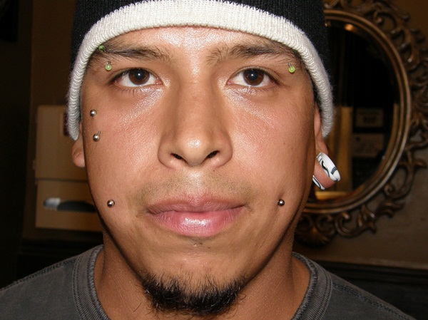 Eyebrow piercing designs61