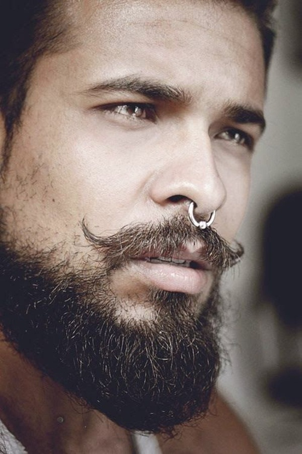 70 Boys Face Piercing Looks That Will Turn Heads