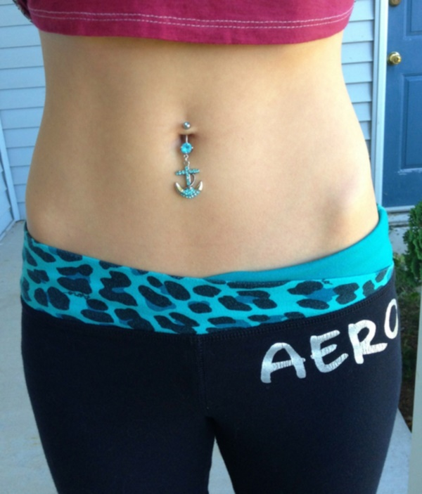 how to change your belly button piercing