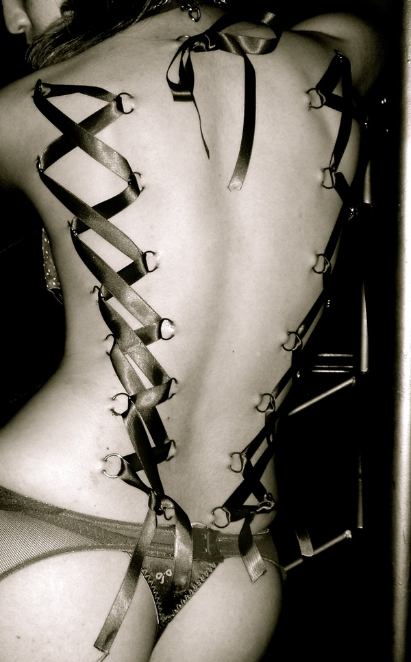 70 Corset Piercing Ideas For Extreme Sexiness
