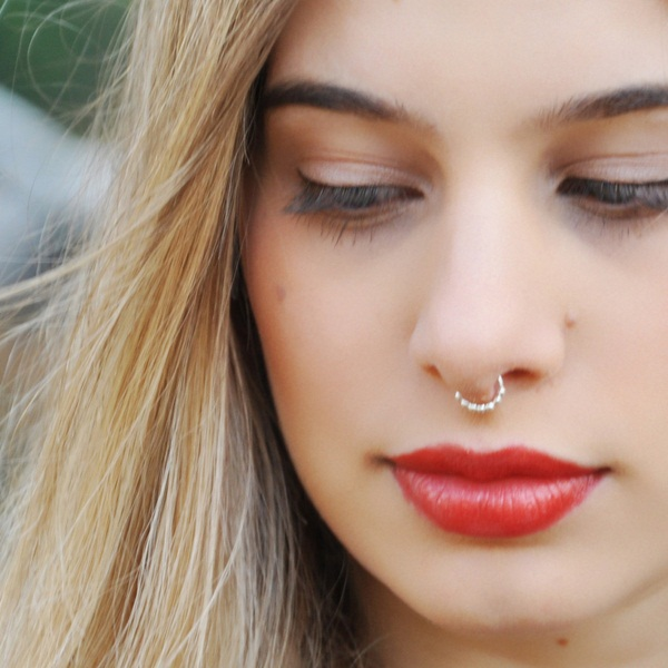 Fake piercing ideas22