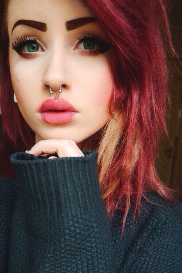 Medusa Piercing ideas 31