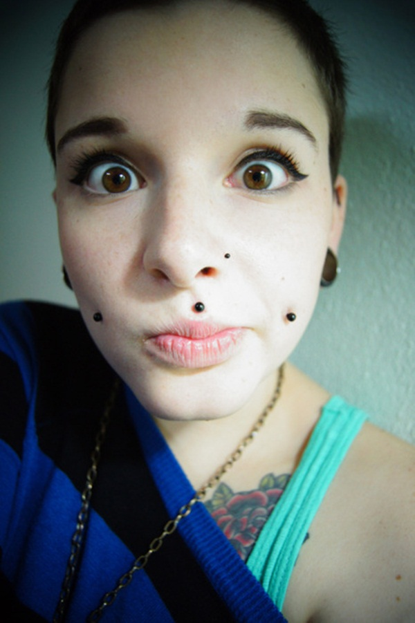 Medusa Piercing ideas 57