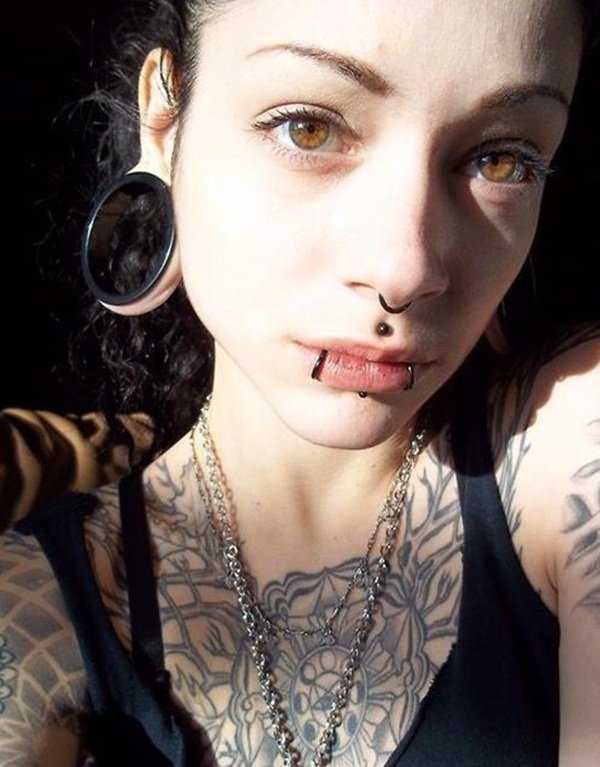 Medusa Piercing ideas 67