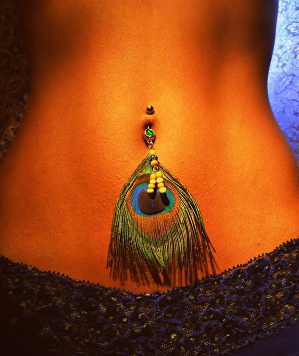 Navel Piercing designs53