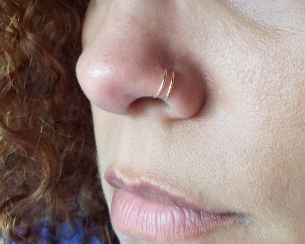 Nose Piercing designs29