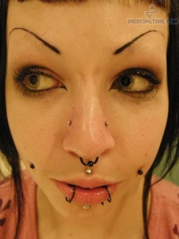 65 nose piercing designs ranging from normal to shocking nose piercing designs43 solutioingenieria Gallery