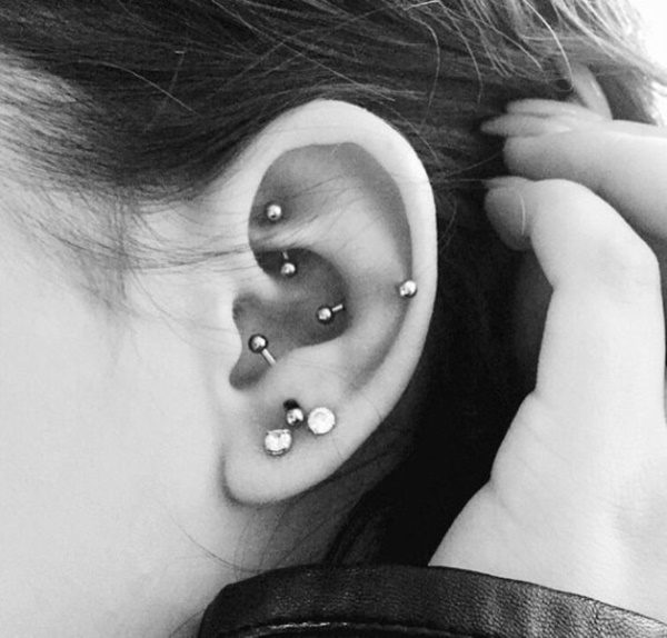 65 Ear Piercings Styles To Step Up Your Game