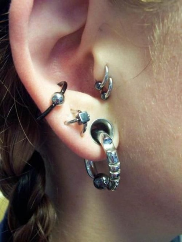 Inner & Outer Conch Piercing (31)