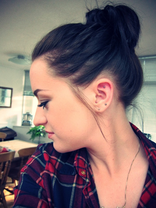 Inner & Outer Conch Piercing (85)