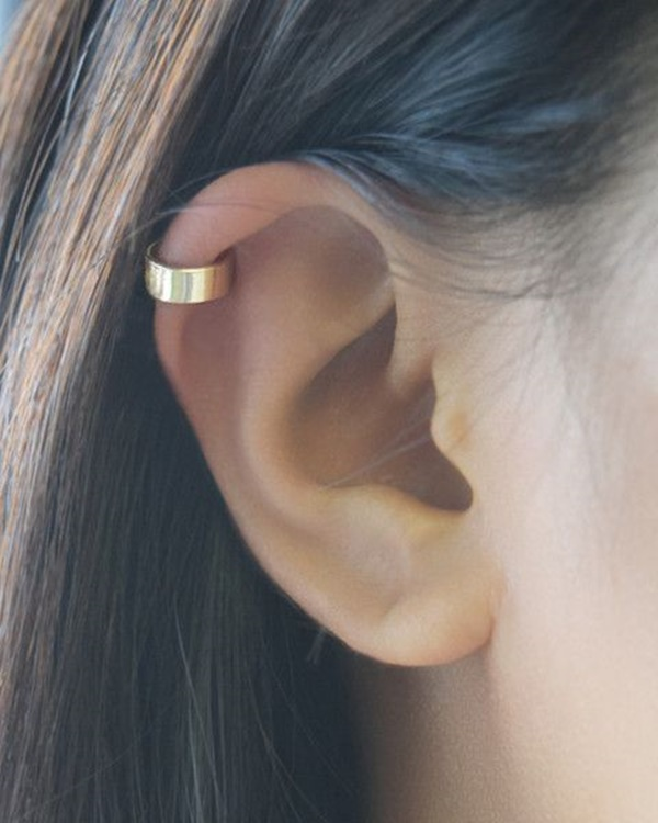 90 Helix Piercing Ideas for Your Tren st Self