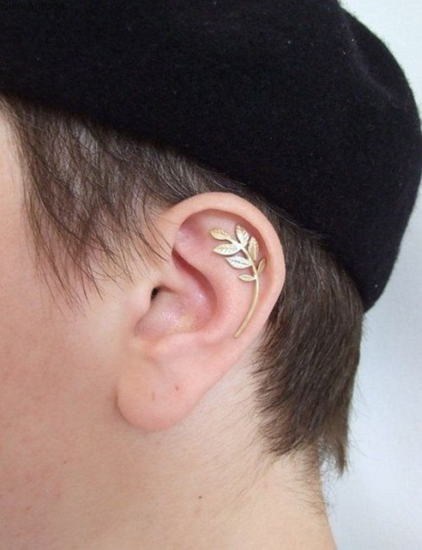 Ring Ear Piercing For Guys