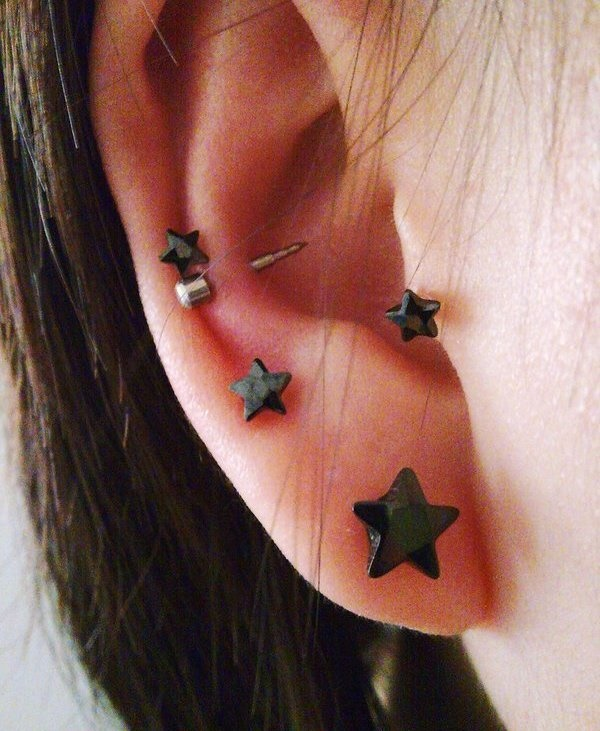 sun,moon and star piercing (70)