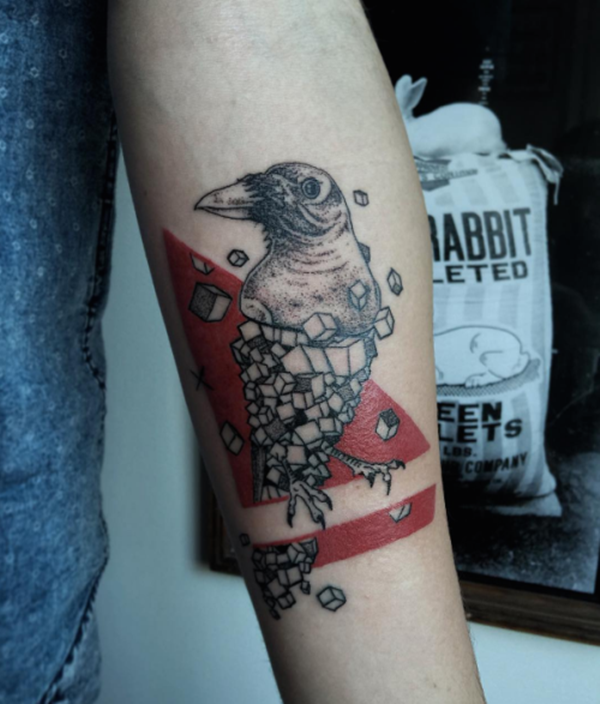 90 Impressive Bird Tattoos That Will Help Your Concepts