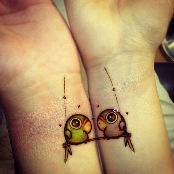 couple tattoo design (15)