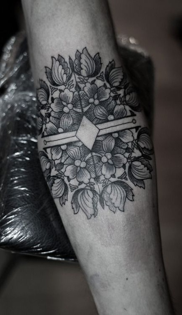 flower tattoo designs (12)