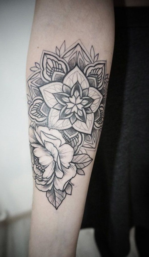 flower tattoo designs (31)