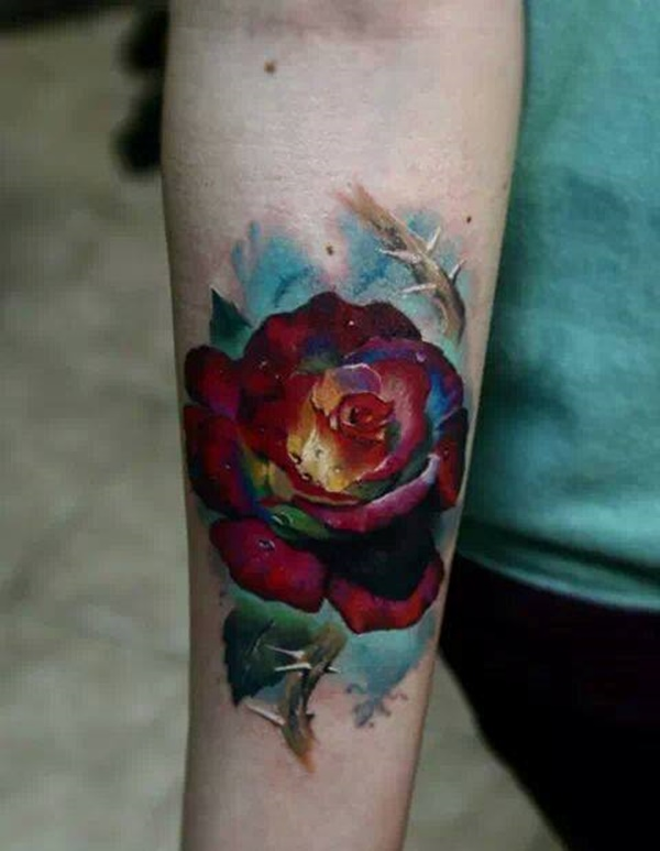 flower tattoo designs (45)