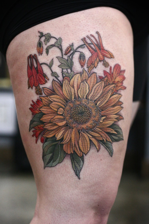 flower tattoo designs (55)