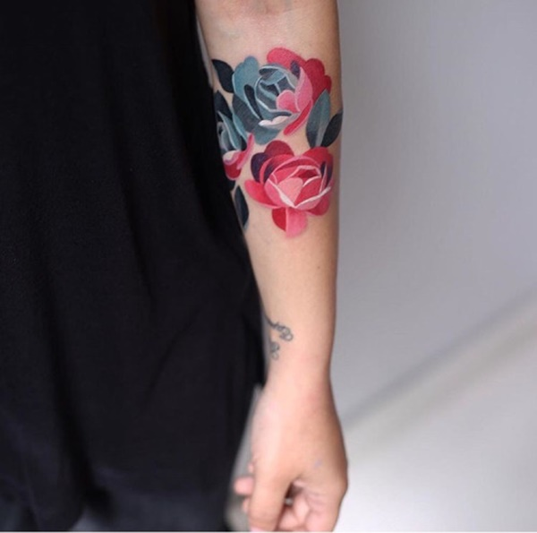 flower tattoo designs (80)