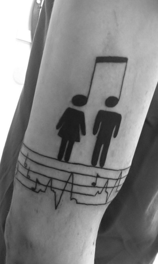 music tattoo design (12)