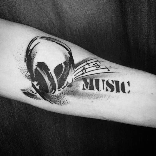 music tattoo design (5)