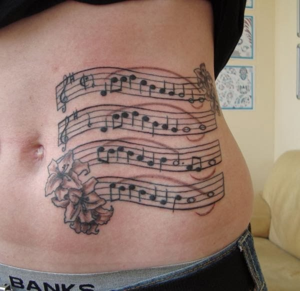 music tattoo design (58)
