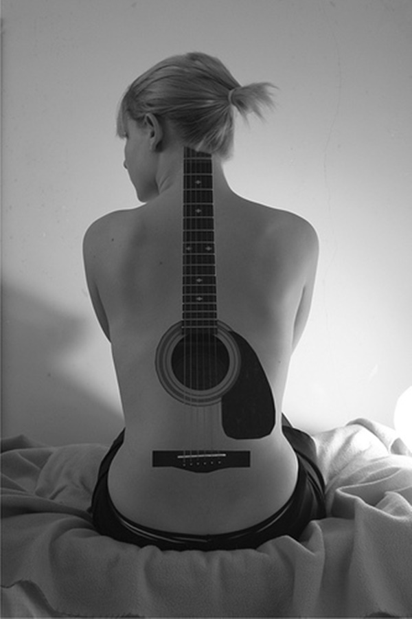 Another song guitar girl 6