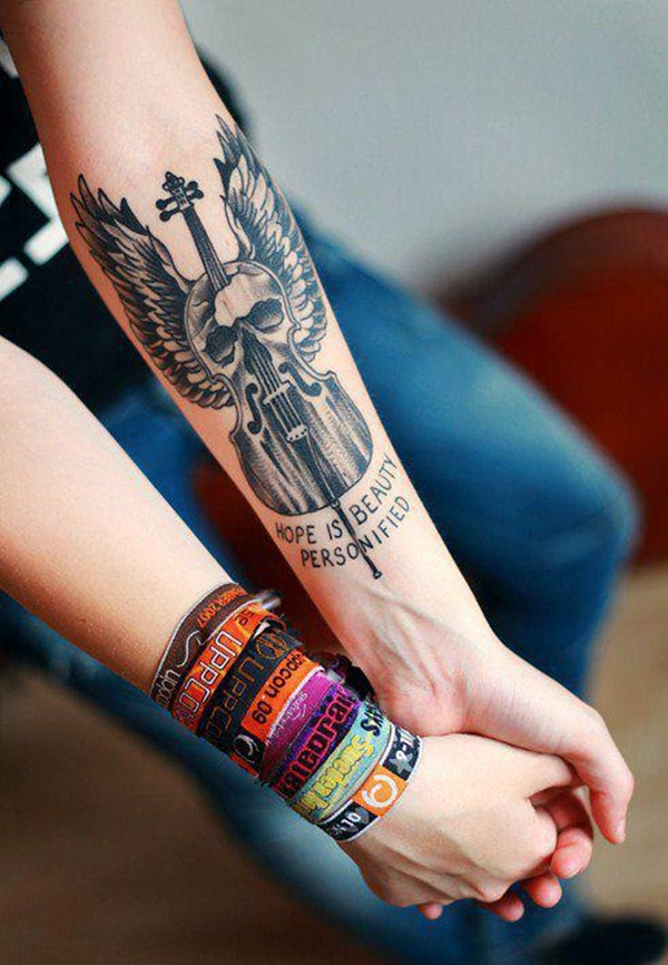 music tattoo design (77)