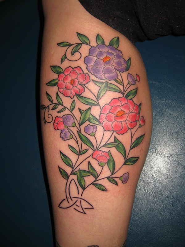 thigh tattoo designs (104)