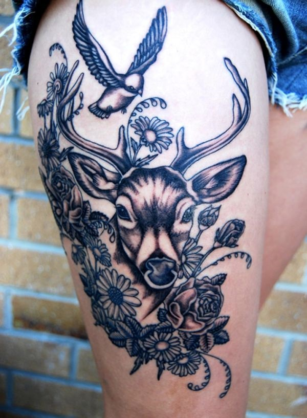 thigh tattoo designs (2)