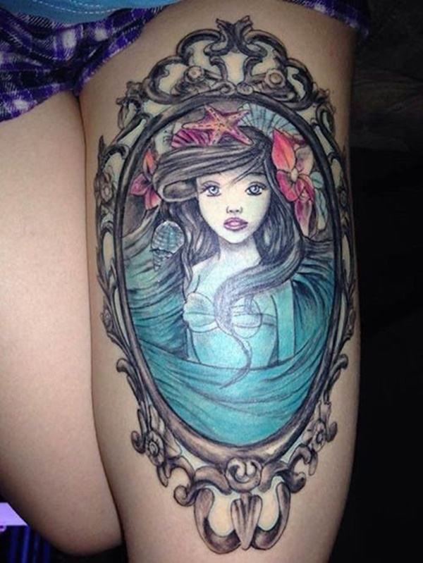 thigh tattoo designs (24)