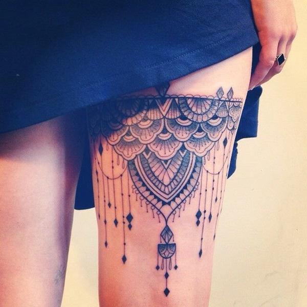 thigh tattoo designs (6)