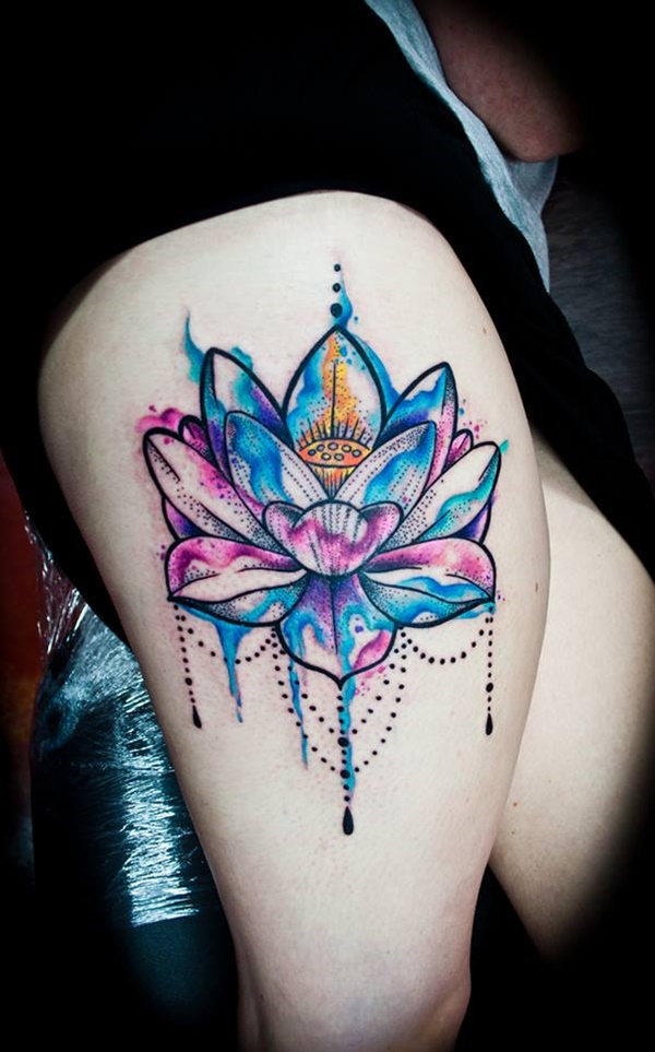 thigh tattoo designs (77)