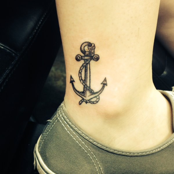 90 Anchor Tattoos That Pay Homage To The Traditional Tattoo Subject