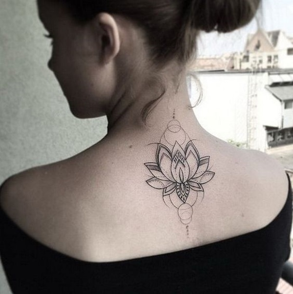 Back Tattoo Designs 5
