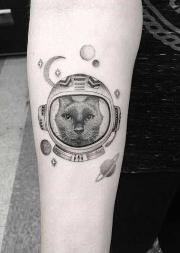 75 Of The Cutest Cat Tattoo Designs For Lovers