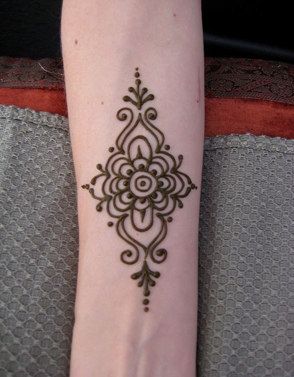 Mehndi Designs Tattoo Arm : Stunning henna tattoo designs to feed your temporary