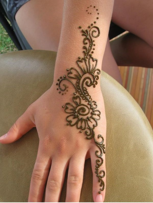 Henna Tattoo Designs 71