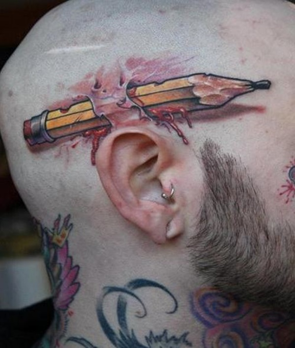 90 Amazing 3d Tattoo Designs That Will Leave You Speechless