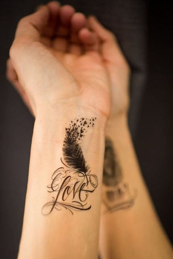 90 Feather Tattoo Designs That Will Tickle Your Fancy