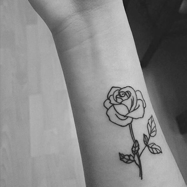 Rose Tattoo Designs 21